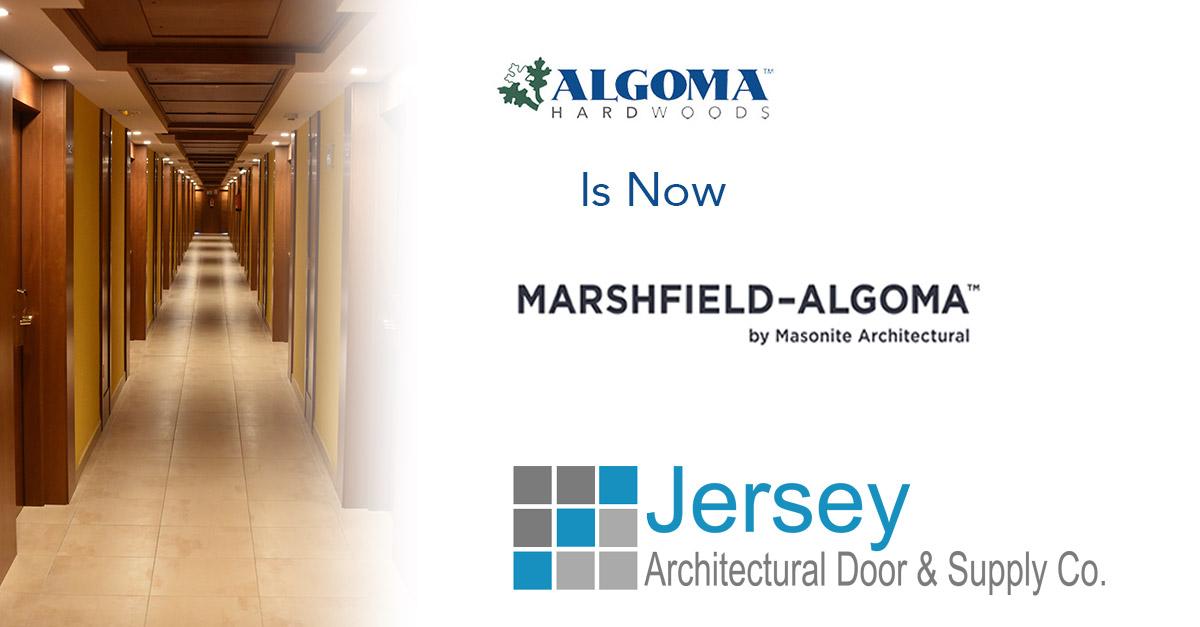 Algoma Hardwoods Inc Jersey Architectural Door Supply Co
