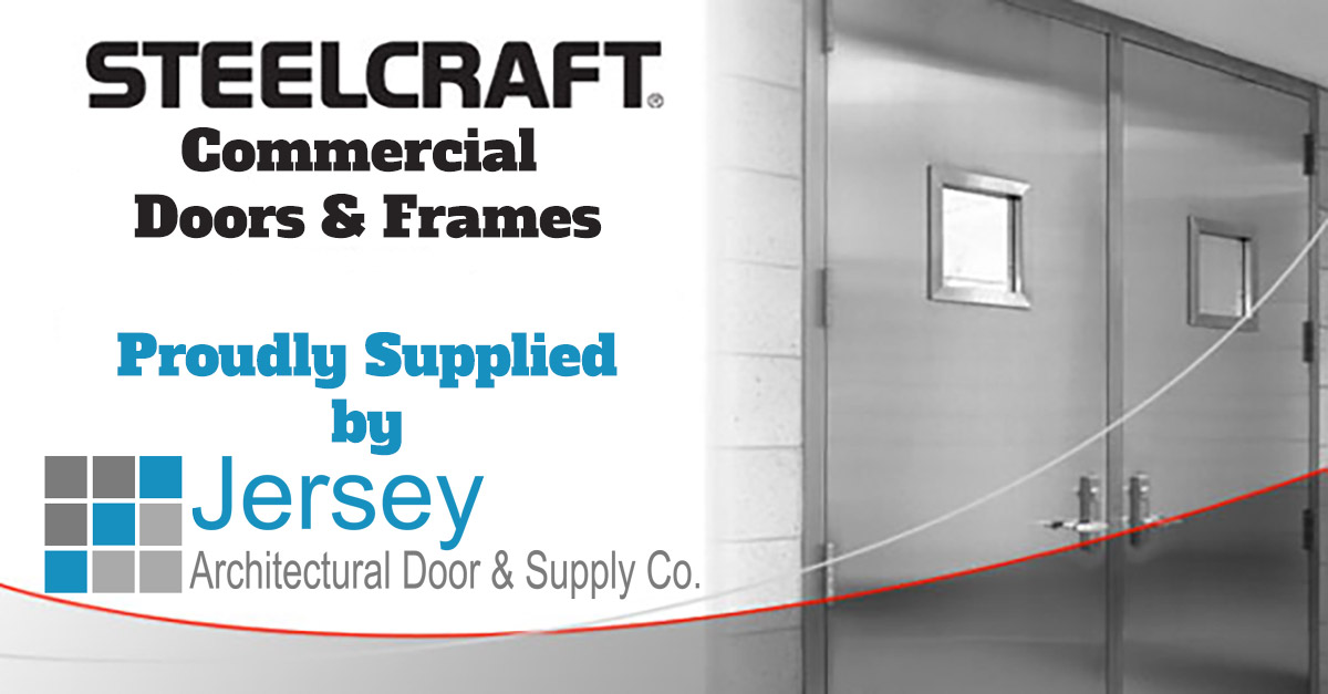 Steelcraft | Jersey Architectural Door & Supply Co. • Steelcraft ...