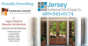 Harring Doors Supplied by Jersey Architectural