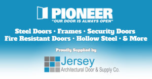 Pioneer Industries Steel Doors & Frames