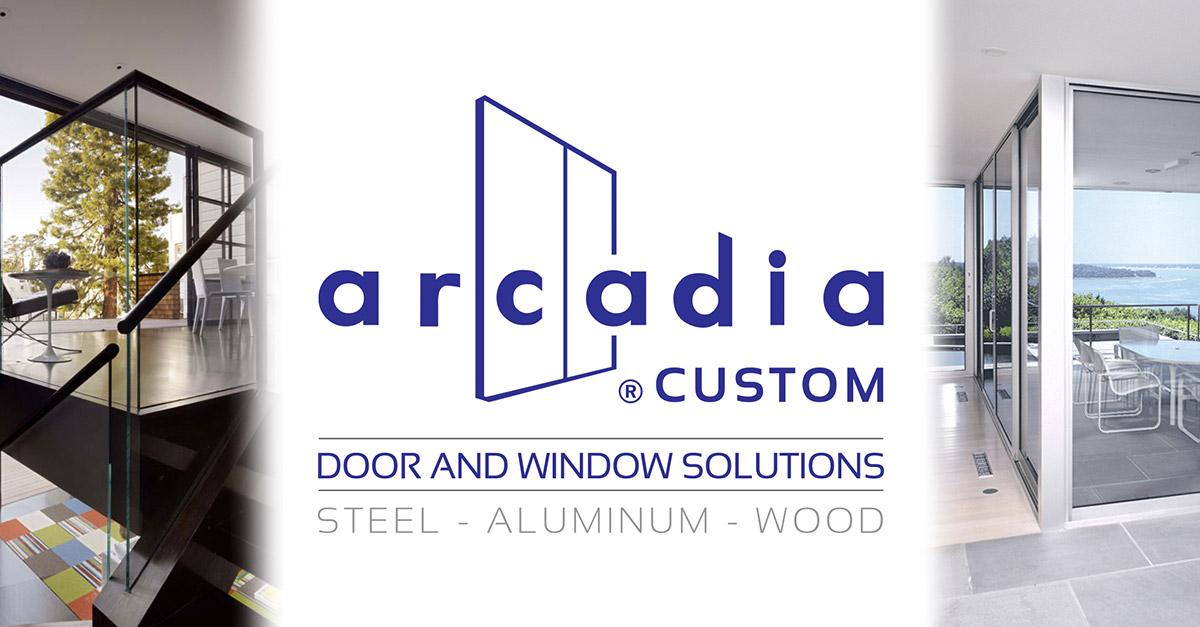 Arcadia Windows Jersey Architectural Door Supply Co