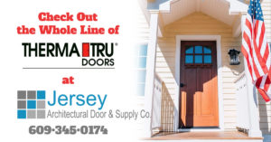 Therma-Tru Residential Exterior Doors | Jersey Architectural Door Supply