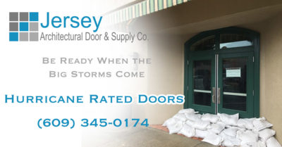 Hurricane Rated Exterior Doors