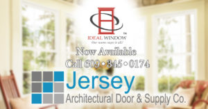 Ideal Window Residential Woodgrain Windows