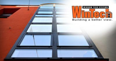 Wintech Woodgrain Residential Windows