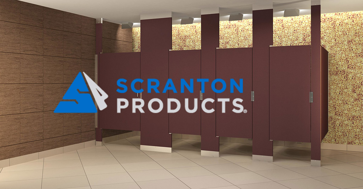 Scranton Products Toilet Partitions & Lockers