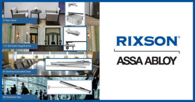 Rixson Architectural Building Hardware