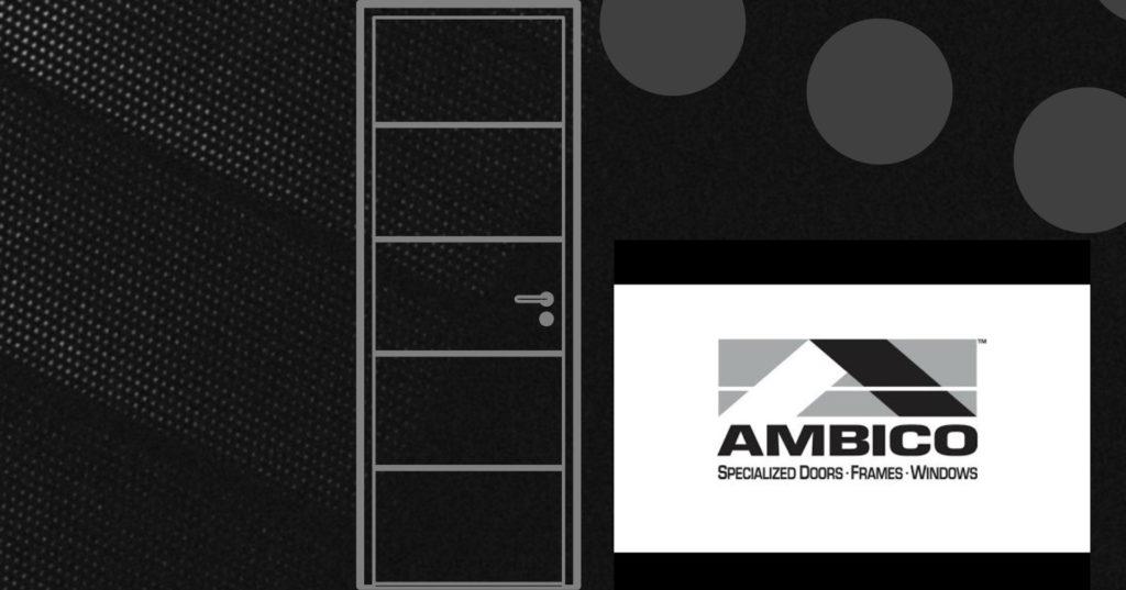 Ambico Institutional Doors