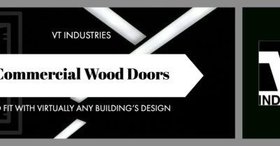 VT Industries Commercial Wood Doors