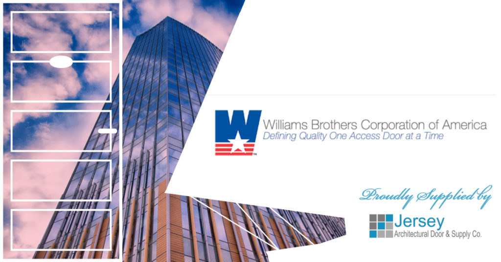 Willaim Brothers Institutional Doors