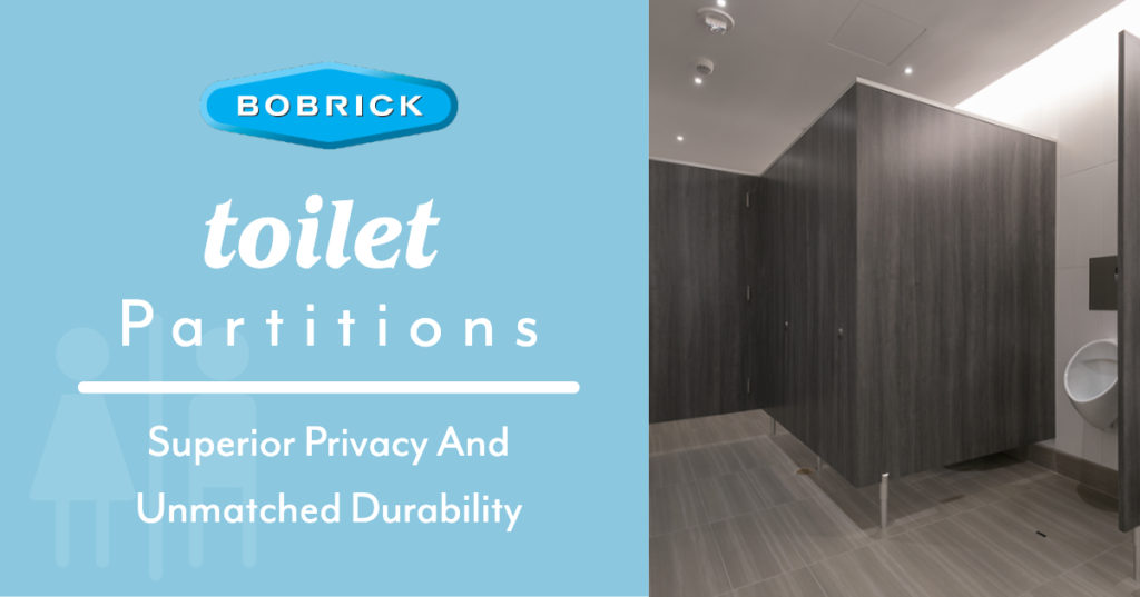 Bobrick Toilet Partitions