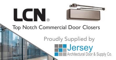 LCN Door Closer