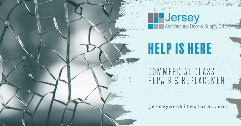Commercial Glass Repair & Replacement 2020