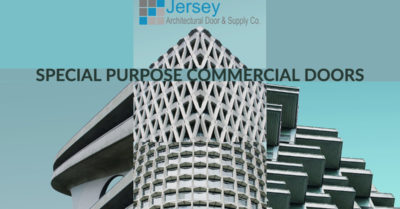 Special Purpose Commercial Doors
